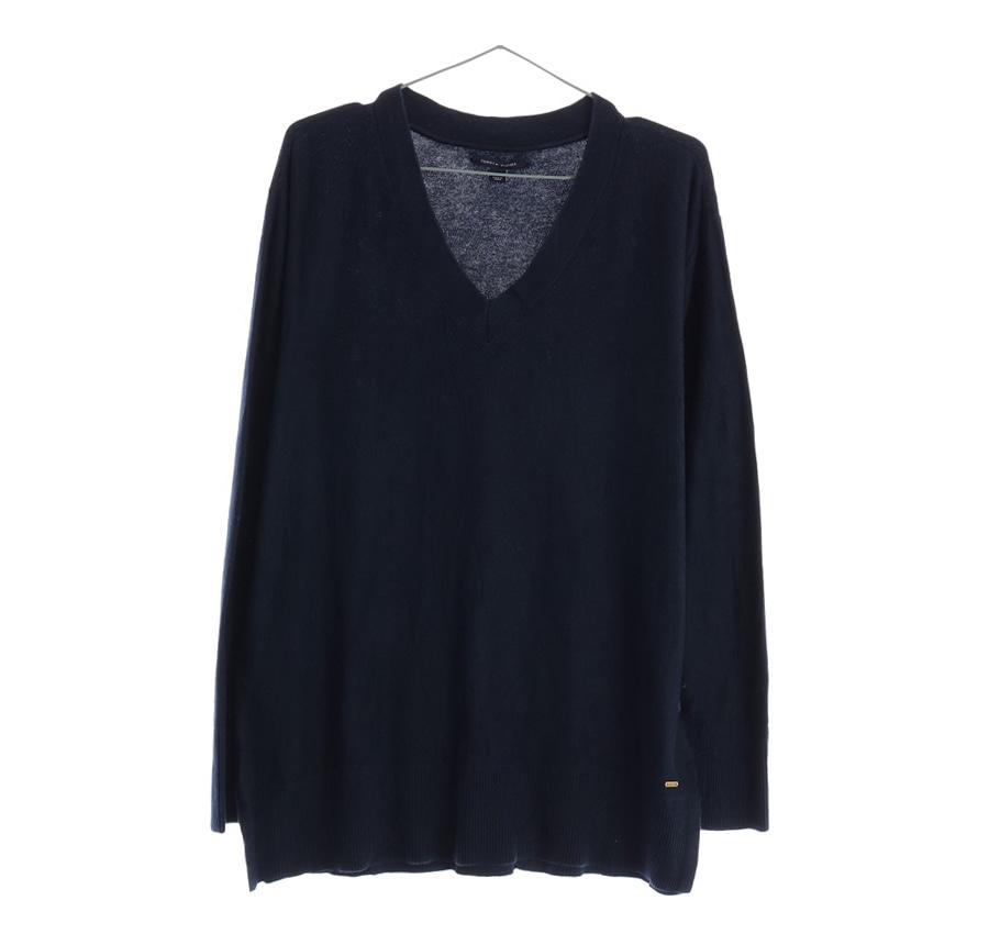 TOMMY HILFIGER체크 셔츠 (민트급)    1068n   UNISEX(XL)