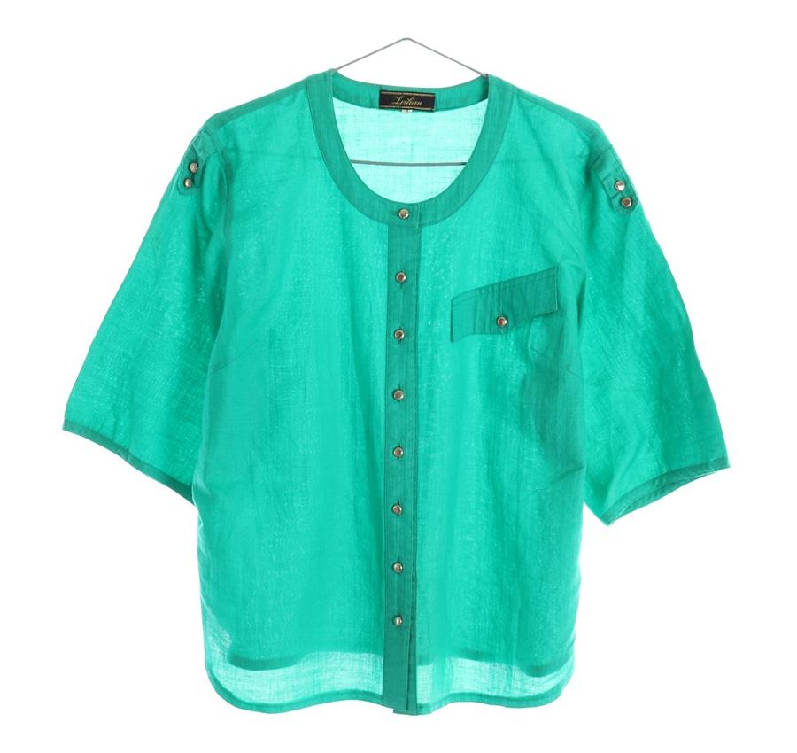 RALPH LAURENCHAPS 체크 반팔 셔츠     1290n   UNISEX(XL)