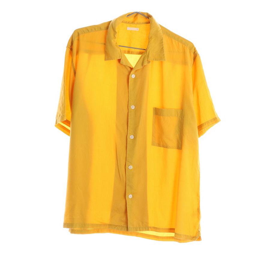 LACOSTE스트라이프 셔츠     1343n   UNISEX(XL)