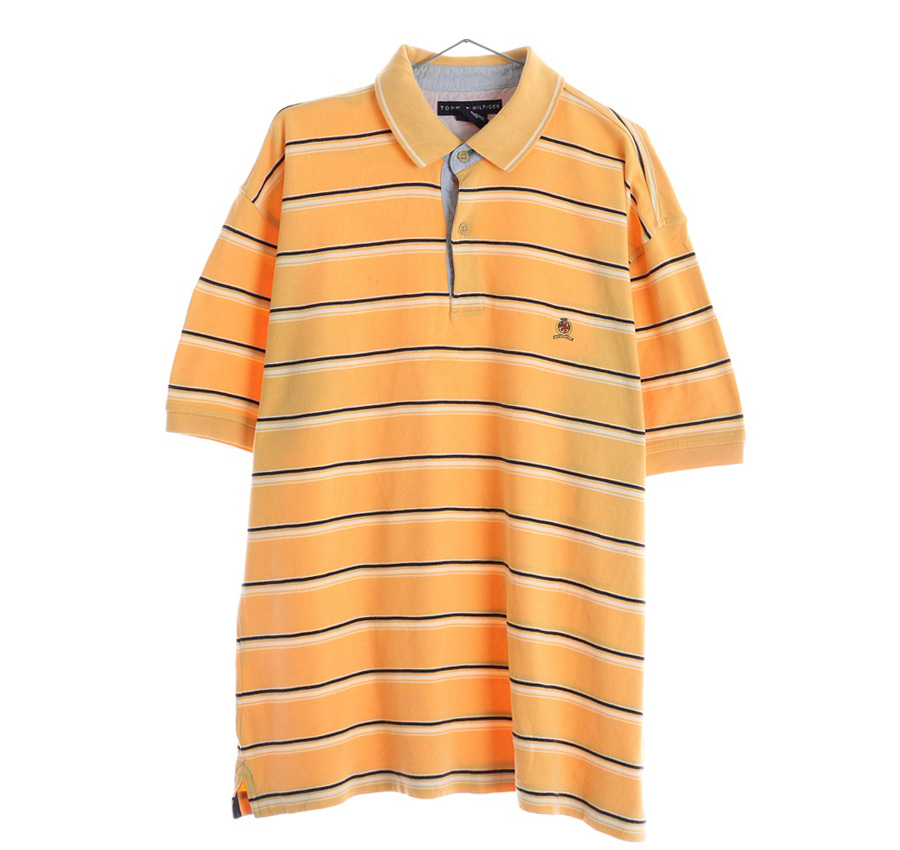 RALPH LAUREN체크 반팔 셔츠     1447n   UNISEX(L)