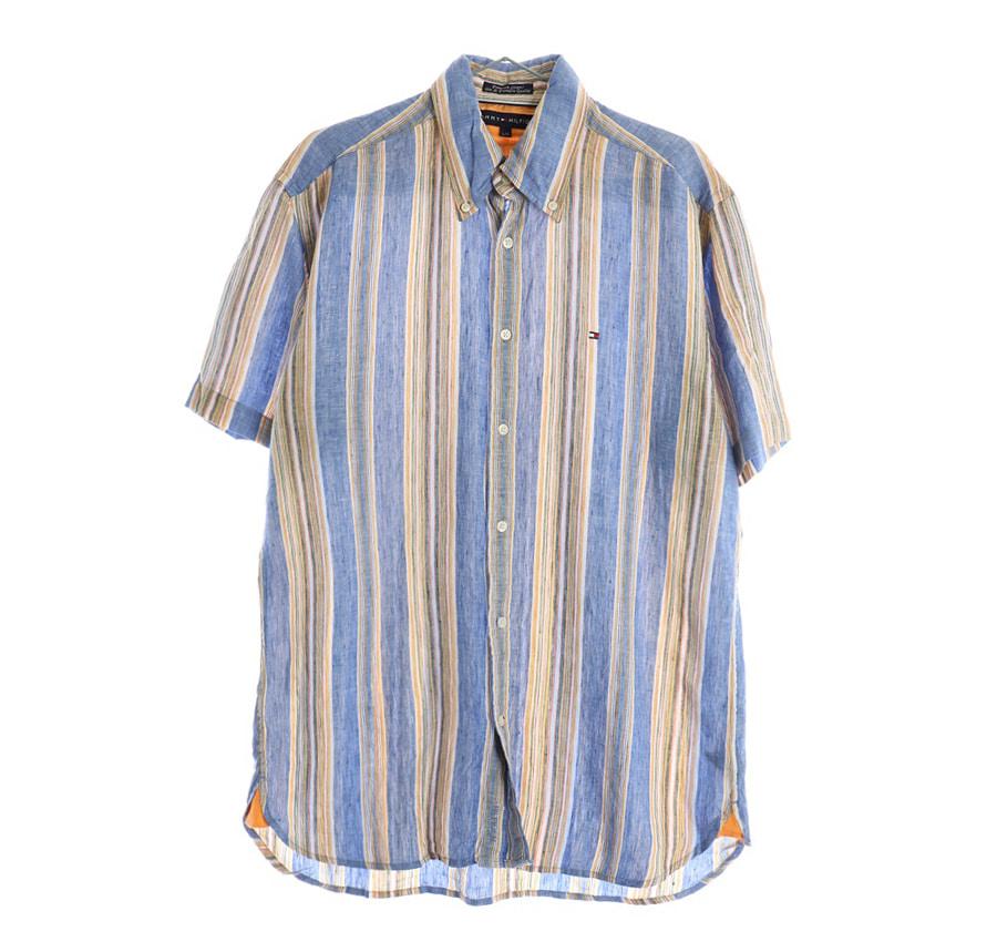 RALPH LAUREN체크 셔츠     1461n   UNISEX(2XL)