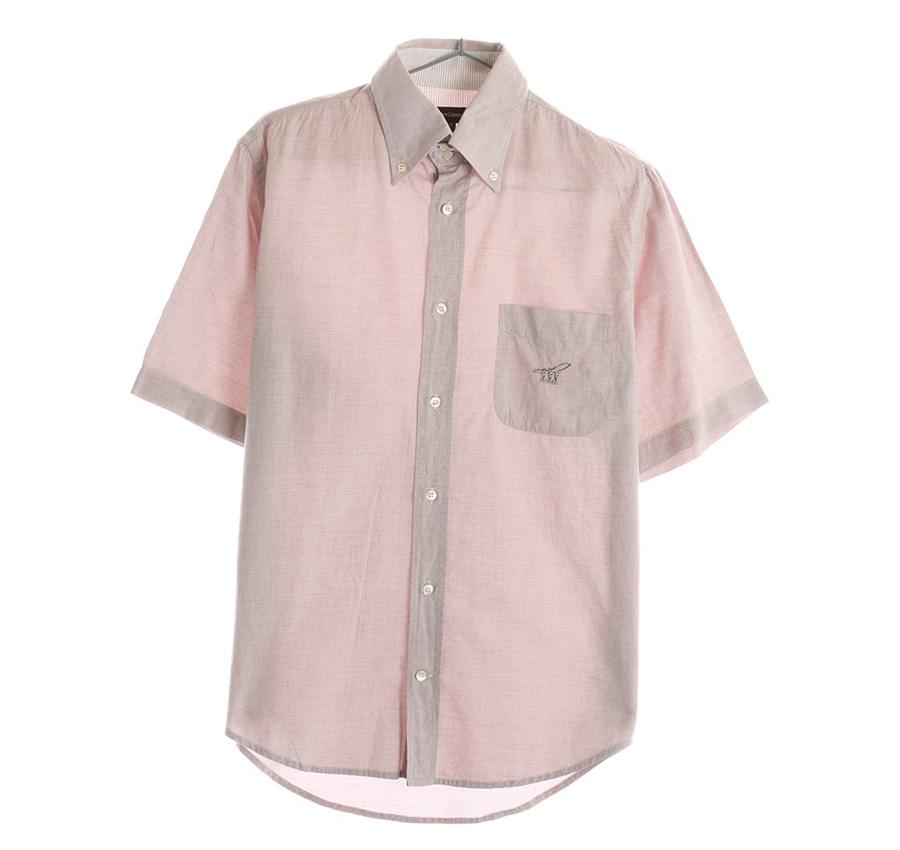 BULLIT하와이안 반팔 셔츠     1469n   UNISEX(L)