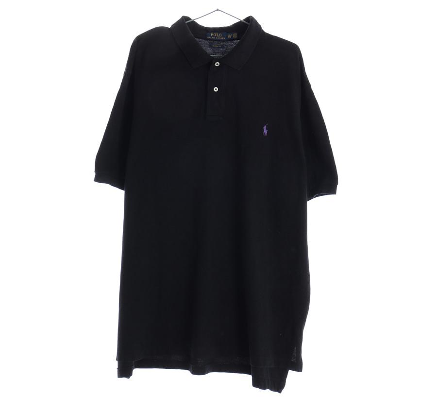RALPH LAUREN체크 반팔 셔츠     1486n   UNISEX(L)