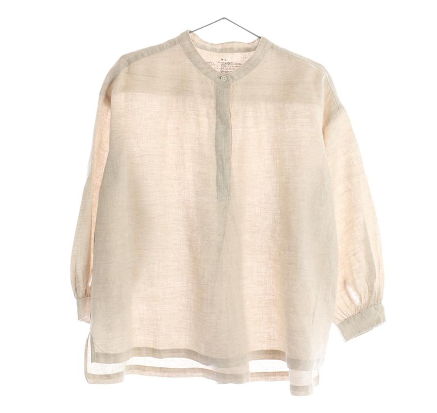 TOMMY HILFIGER체크 반팔 셔츠     1673n   UNISEX(L)