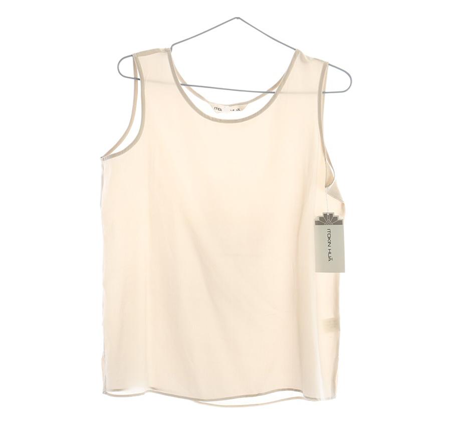 TOMMY HILFIGER체크 반팔 셔츠 (민트급)    1675n   UNISEX(L)