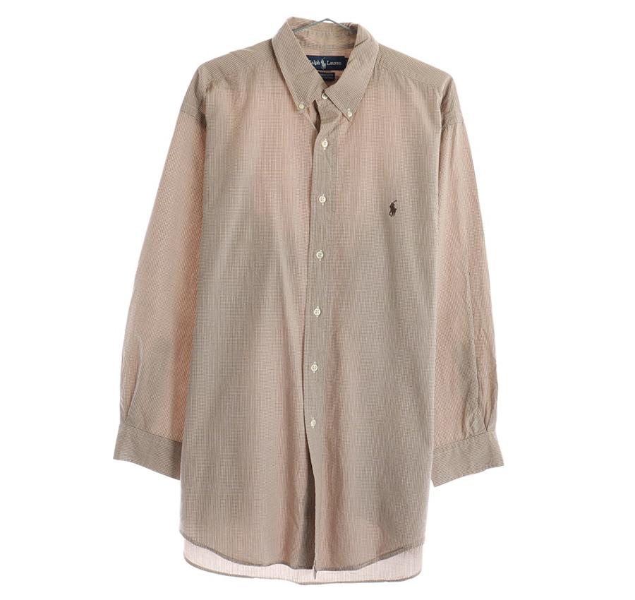 TOMMY HILFIGER체크 셔츠     194n   UNISEX(M)