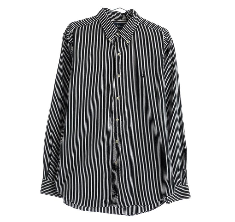 TOMMY HILFIGER체크 반팔 셔츠     198n   UNISEX(XL)