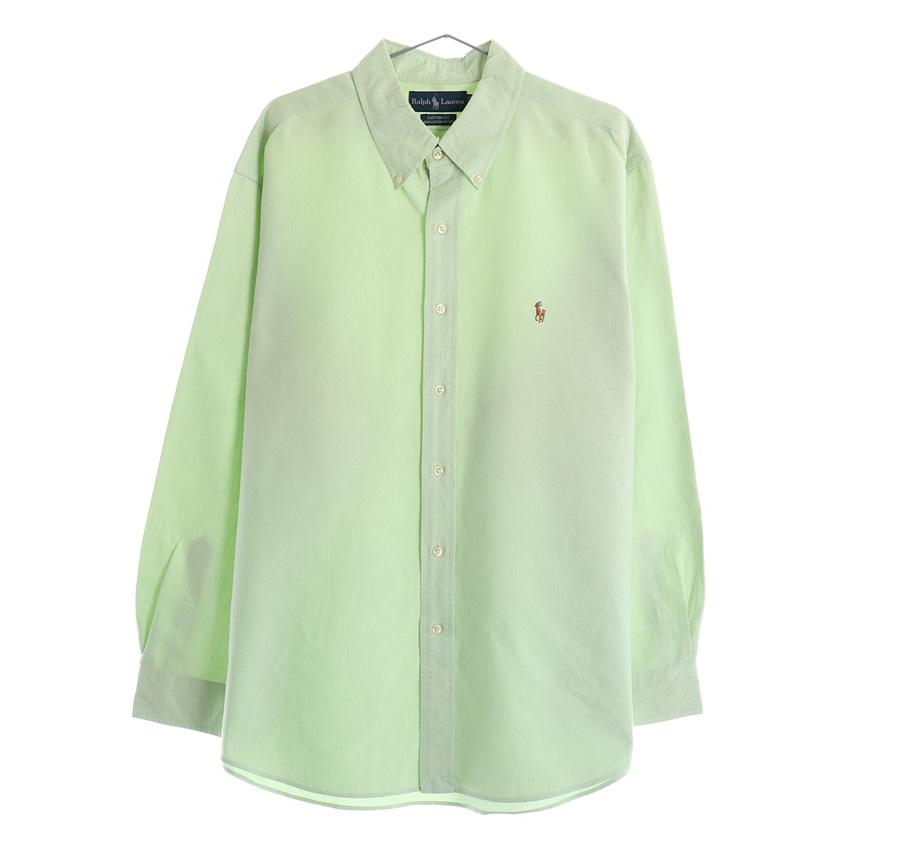 TOMMY HILFIGER체크 셔츠     214n   UNISEX(XL)