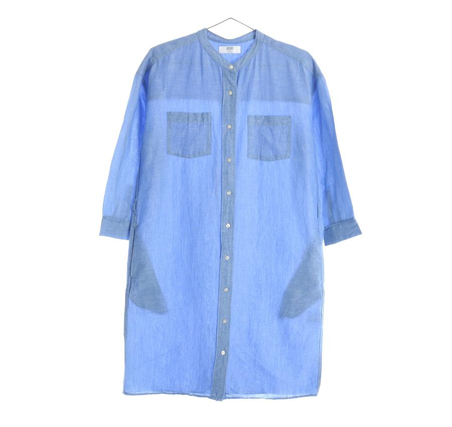 TOMMY HILFIGER반팔 셔츠     974n   UNISEX(M)